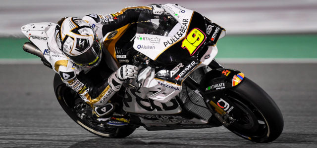 Alvaro Bautista set for Qatar fightback from 21st on the grid