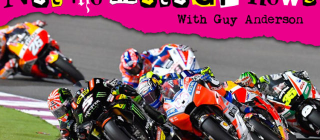 NOT the MotoGP News: Midnight at the oasis… Send your motorbike to bed