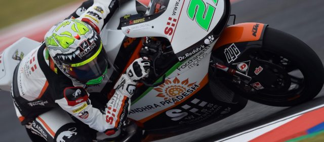 Iker Lecuona to start from 21st in Argentina