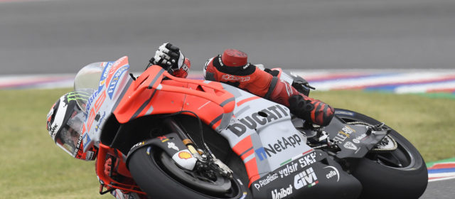 Jorge Lorenzo finishes 15th in the Argentine GP