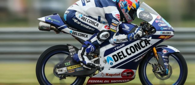Jorge Martin starts from an unusual 9th in Argentina