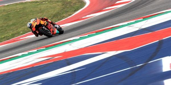 Pol Espargaro in Q2 first time in Texas