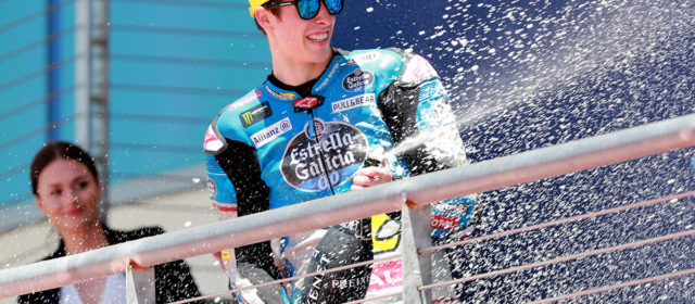 Superb races by Alex Márquez and Joan Mir in Texas