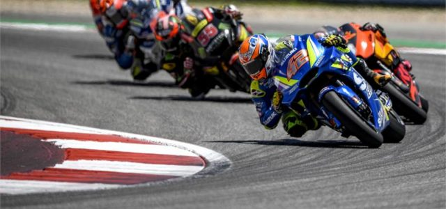 Alex Rins DNF at Circuit Of The Americas