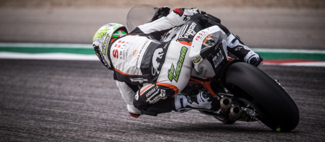 Amazing fifth place for Iker Lecuona in Texas