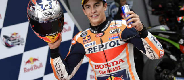 Marc Marquez takes pole at Austin but will start from 4th on the grid, Dani Pedrosa grabs 3rd row start