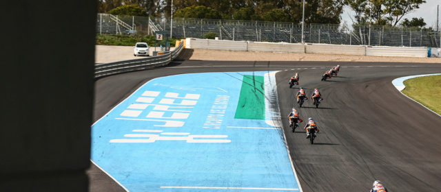Red Bull Rookies: Jerez Preseason Test Day 1 report