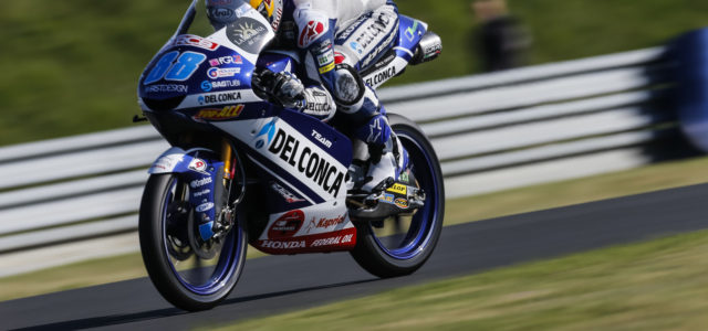 Another pole for Jorge Martin in France