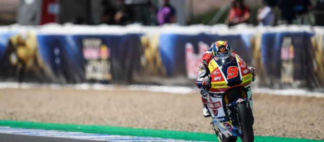 Disappointed Navarro says podium was possible at Jerez