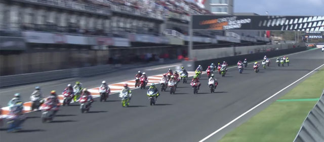 VIDEO: CEV Repsol, Rd2 Valencia – Moto3 Race 1 highlights