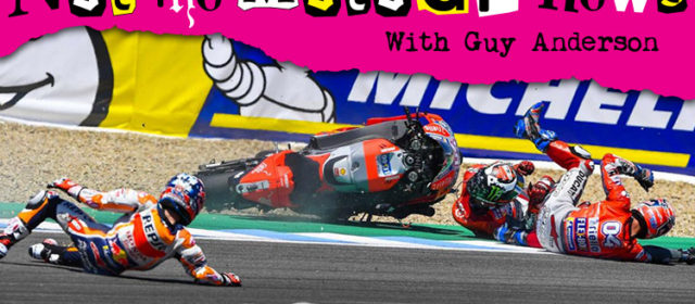 NOT the MotoGP News: Jerez – Sherry, Sherry Baby!