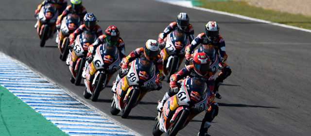 Red Bull Rookies, Jerez: Can Öncü wins opener with perfect last laps