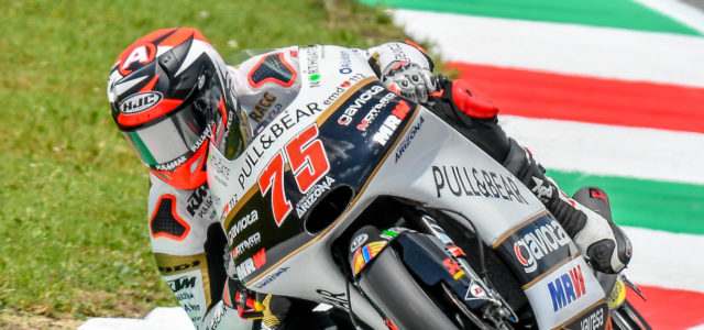 Albert Arenas qualifies 22nd in Italy