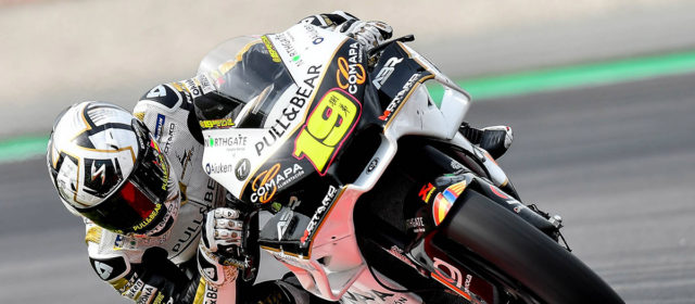 Alvaro Bautista ready for raceday fightback in Catalunya