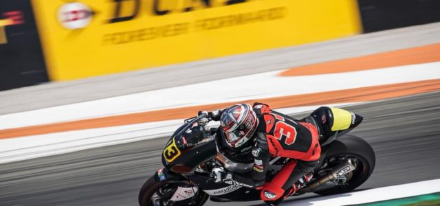 """Augusto Fernandez interview: """"If we have the budget, I would like to fight for the FIM CEV title until the end"""""""