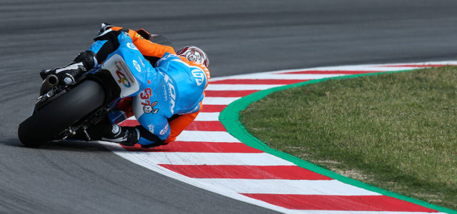 Augusto Fernández to start from 20th at Montmeló aiming for a Top 10 finish