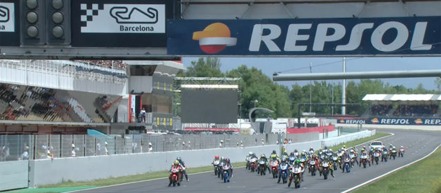 Video: FIM CEV Repsol, Catalunya Round – European Talent Cup highlights