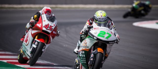 Iker Lecuona concludes the Catalan weekend in a strong way