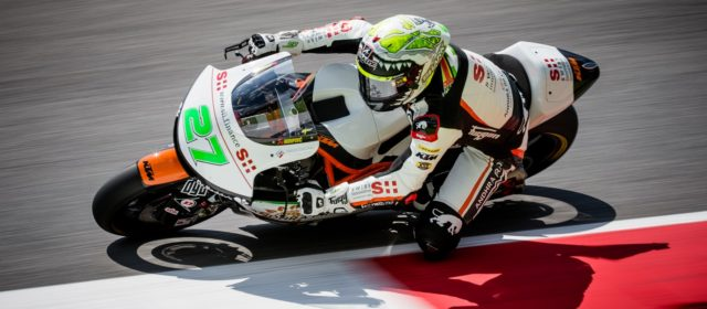 More difficulties for Iker Lecuona in qualifying in Italy
