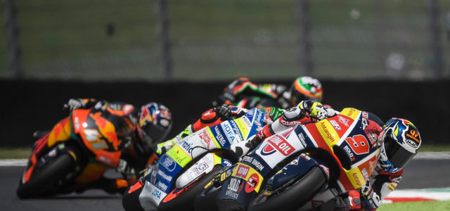 An Italian GP to forget for Jorge Navarro