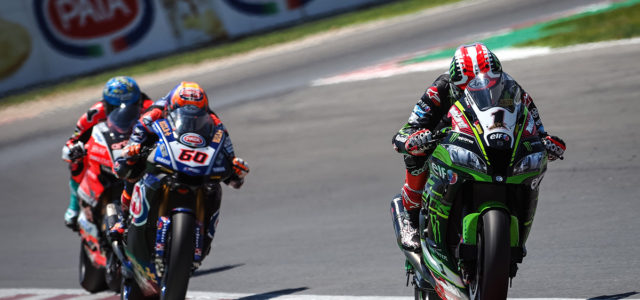 #RiminiWorldSBK Day 3 roundup: World Superbike, World Supersport, WorldSSP300