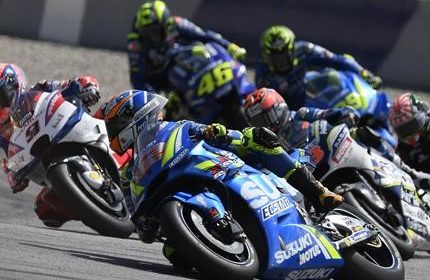 Eighth place for Alex Rins in challenging Austrian GP