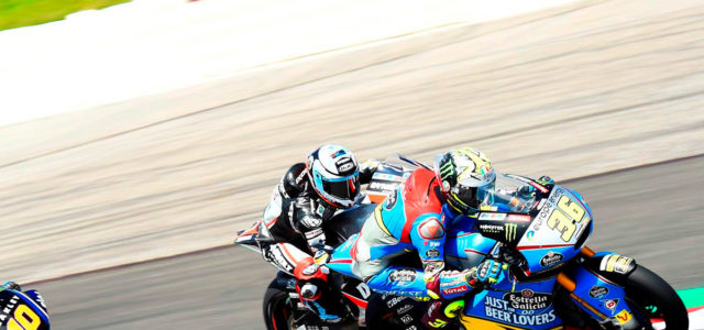 Joan Mir places eighth at Austrian Grand Prix, Alex Marquez crashes out on final corner