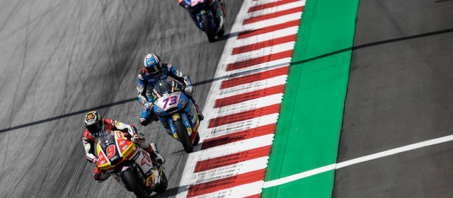Jorge Navarro takes a top five finish in Austria