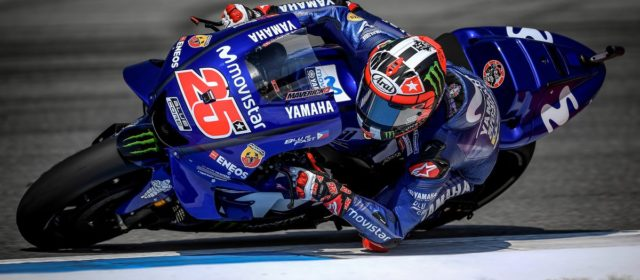 Maverick Viñales 12th in Brno qualifying
