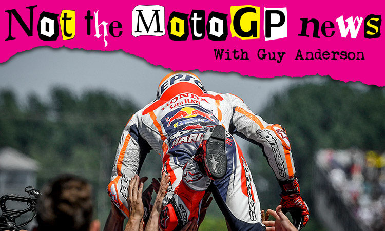 NOT the MotoGP News: Assen about…