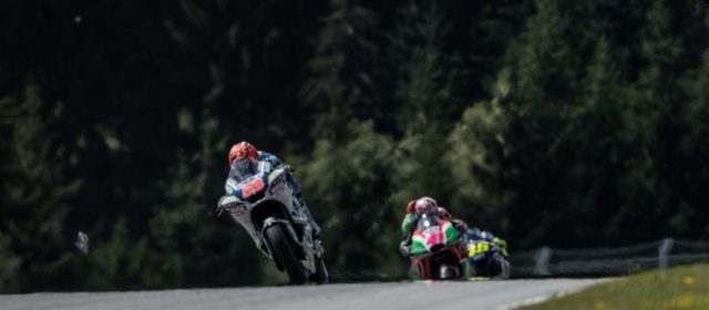 Tito Rabat finishes a good weekend in eleventh place in Austrian GP