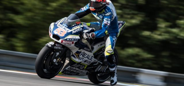 Tito Rabat conquers Q2 and scores a fourth row grid position