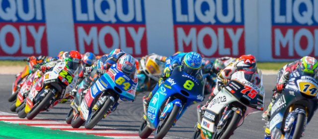 Top ten for Albert Arenas in Misano