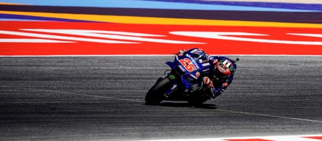 Maverick Viñales seals fifth in San Marino race