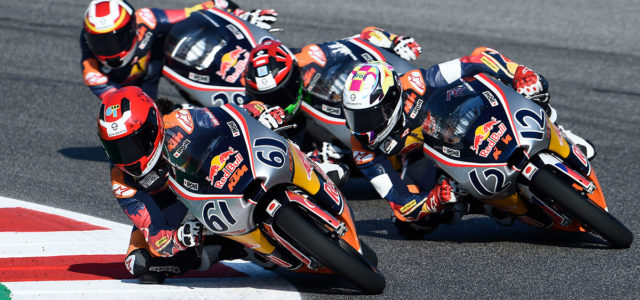Red Bull Rookies: Can Öncü takes win and Cup at Misano