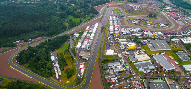 Industry news: Sachsenring remains the home of the German Grand Prix