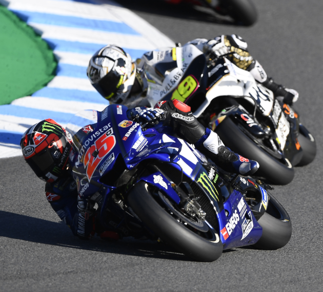 Maverick Viñales perseverence in Motegi pays off with championship points