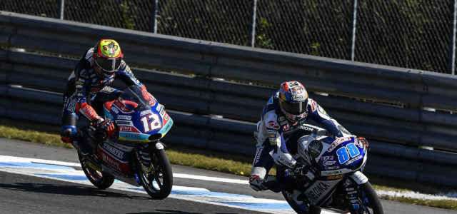 Bitter end to Japanese GP for Jorge Martin