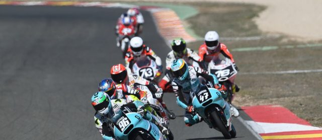 CEV Repsol, Albacete, Qualifying roundup: Raffin to face two decisive races in fight for Moto2™ title