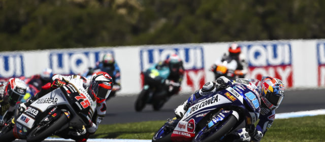 Jorge Martin extends lead in Phillip Island