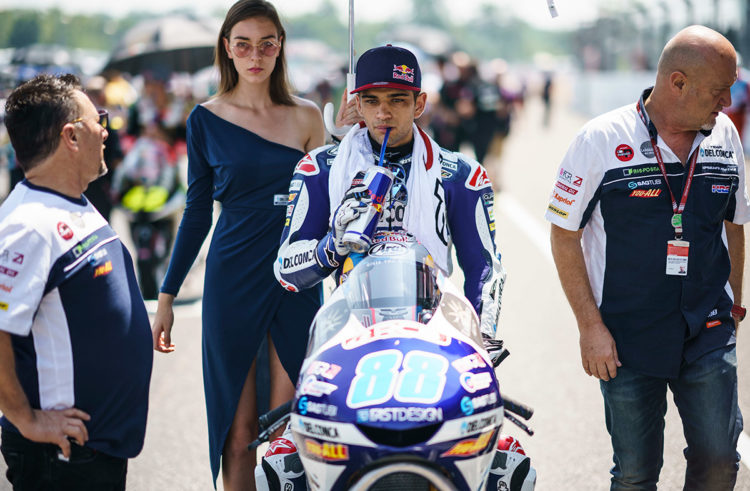 Jorge Martin extends his championship lead in Thailand