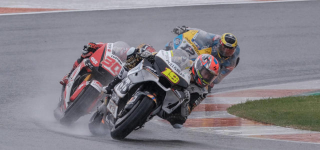 End of an era for Alvaro Bautista and Angel Nieto Team at Valencia GP