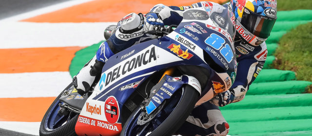 Jorge Martin qualifies 13th in Valencia