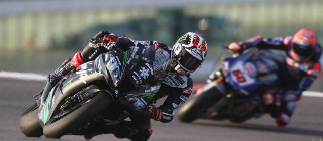 WorldSBK: Jonathan Rea tops final day of pre-season testing at Portimao