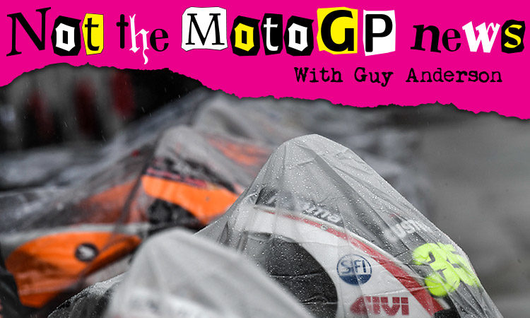 NOT the MotoGP News: Silverstone revisited