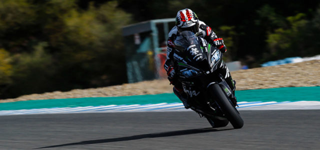 WorldSBK Jerez test: Jonathan Rea returns to the top on the final day