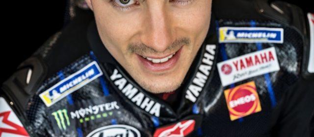 Maverick Viñales looks ahead to the season at Yamaha 2019 team launch in Indonesia