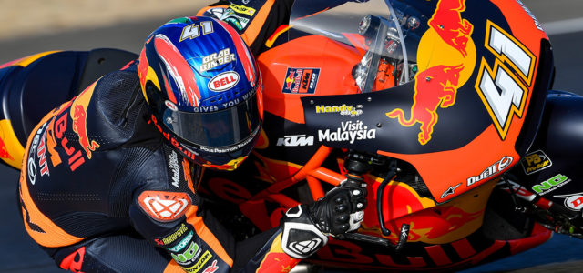 Moto2 and Moto3 testing concludes at Jerez