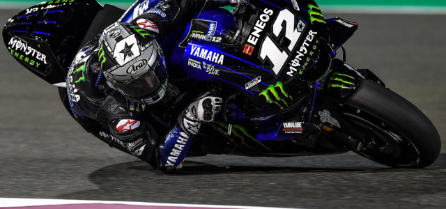 MotoGP Qatar Test: Day 1 report