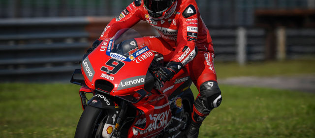 MotoGP testing, Sepang – Ducati domination on Day 3: Petrucci, Bagnaia set the pace